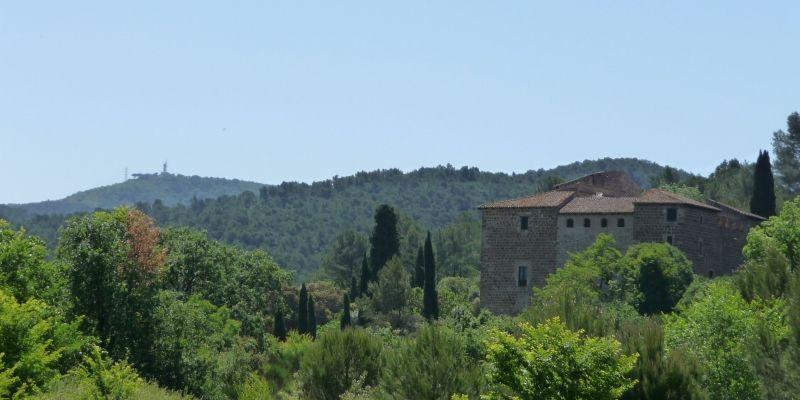 La Torre Negra és la masia que dóna nom a tots els terrenys FOTO: Arxiu