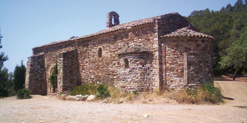 Ermita de la Salut acull l'Aplec el dia 12 d'octubre. Foto: Artur Ribera