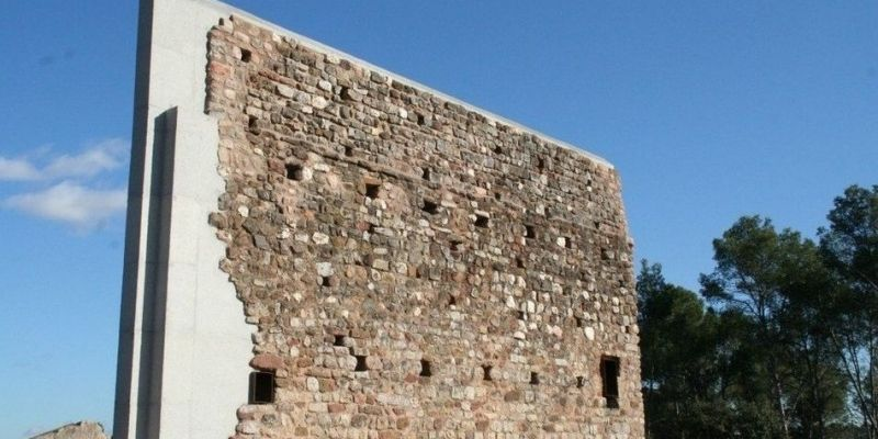 Castell de Canals. FOTO: Cedida