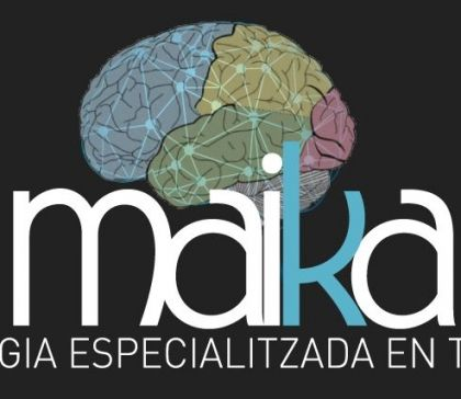 Logo Maika Carrasco