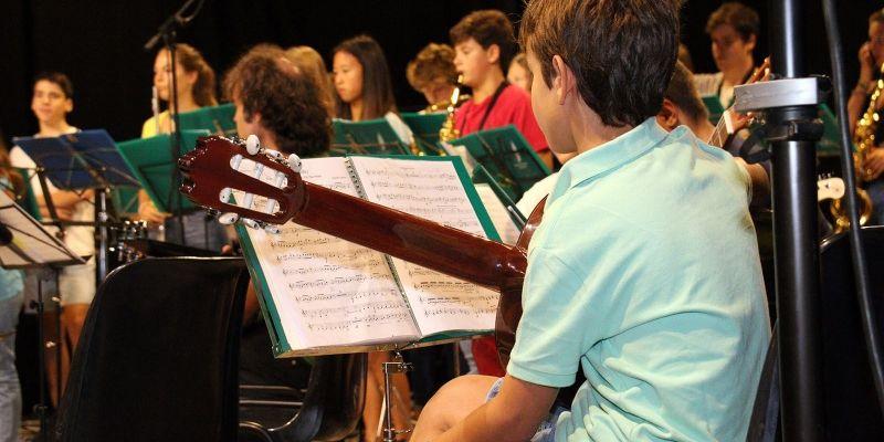 L'Escola de Música Valldoreix celebra el concert dels 20 anys
