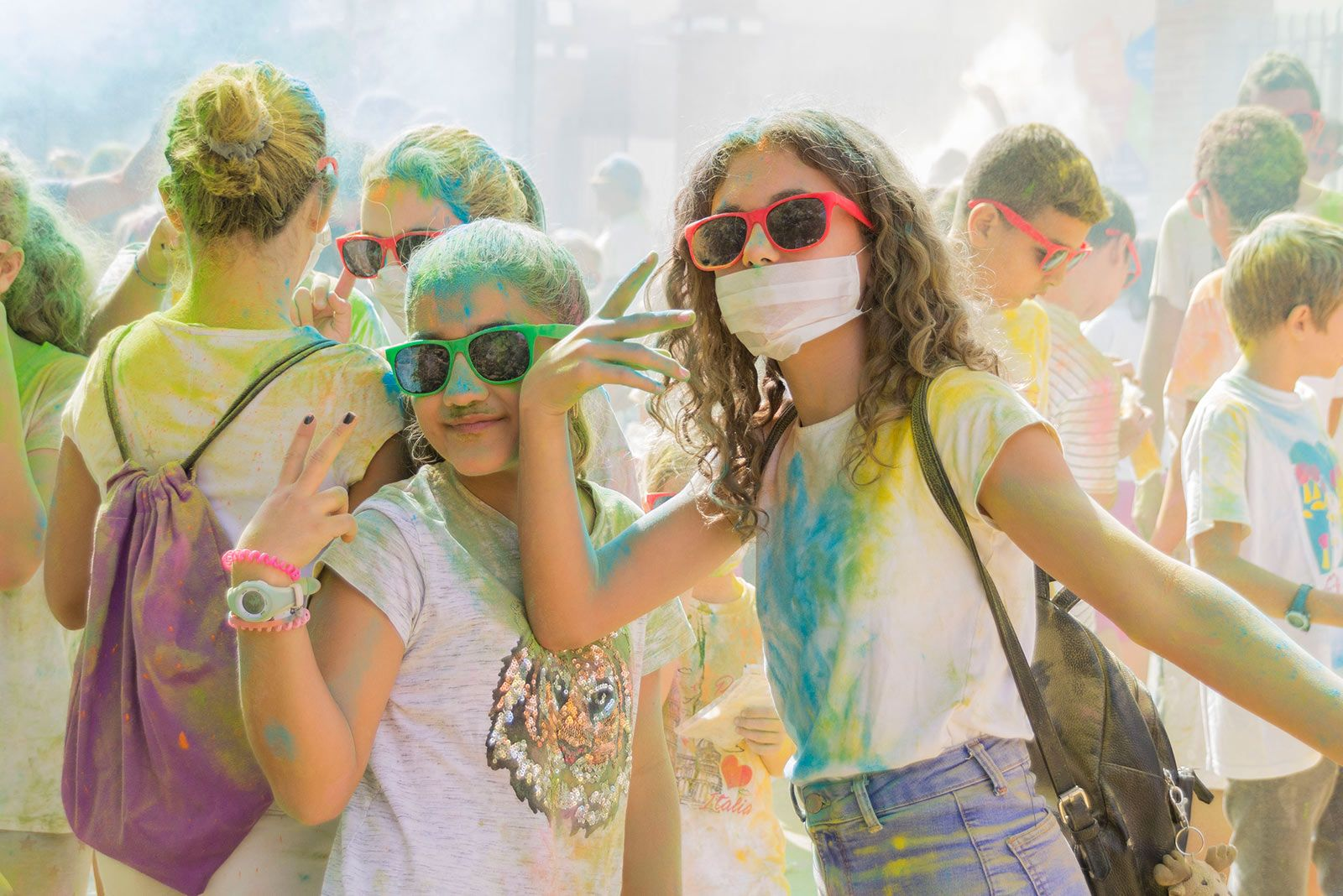 Holi festival, la Festa dels Colors! FOTO: Paula Galván
