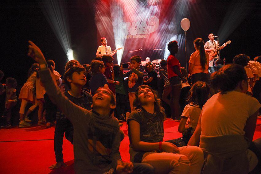Quimi Portet Festival de Música Petits Camaleons. Foto: Bernat Millet.