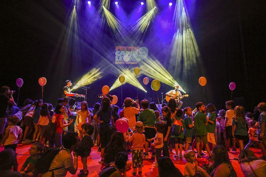 Jarabe de Palo Festival de Música Petits Camaleons. Foto: Bernat Millet.