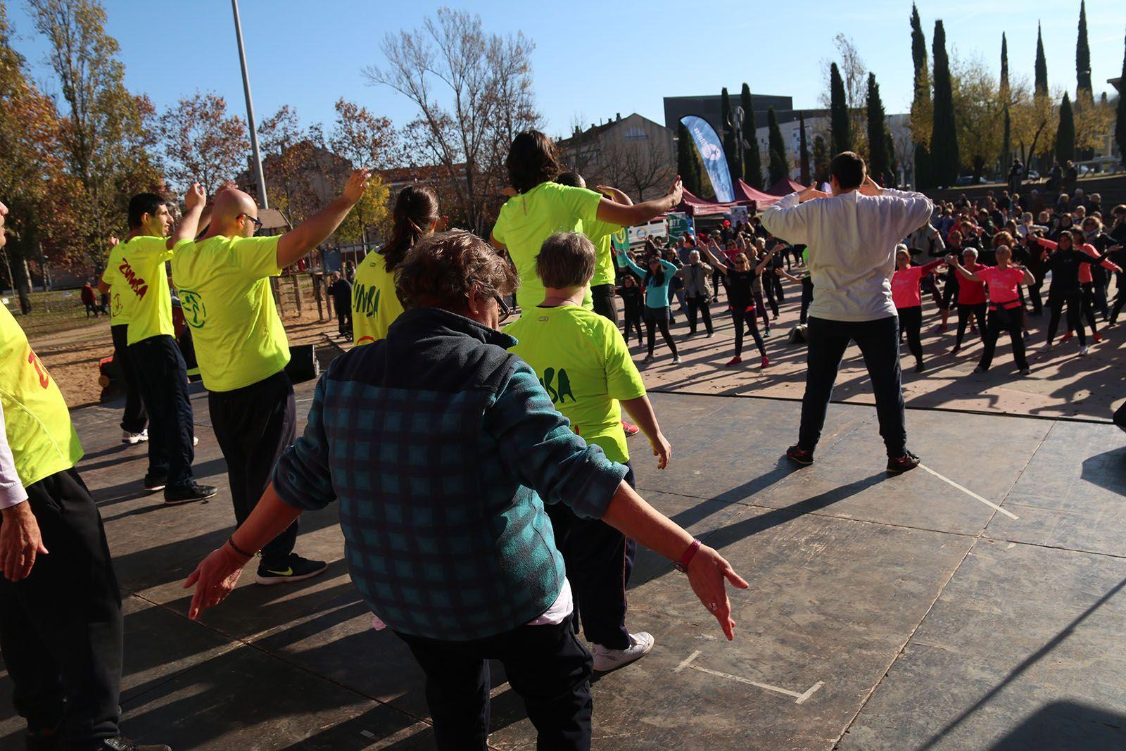 Activitats per al dia de la discapacitat. Foto: Lali Álvarez