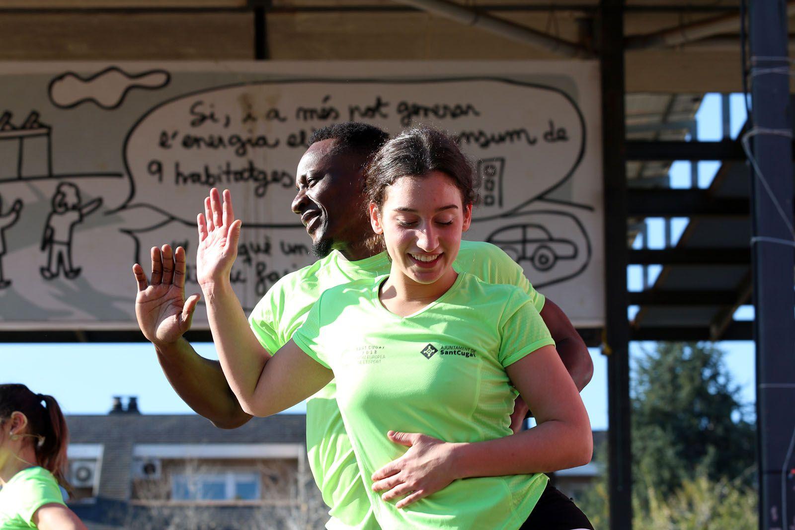 Fitness Day. Foto: Lali Álvarez
