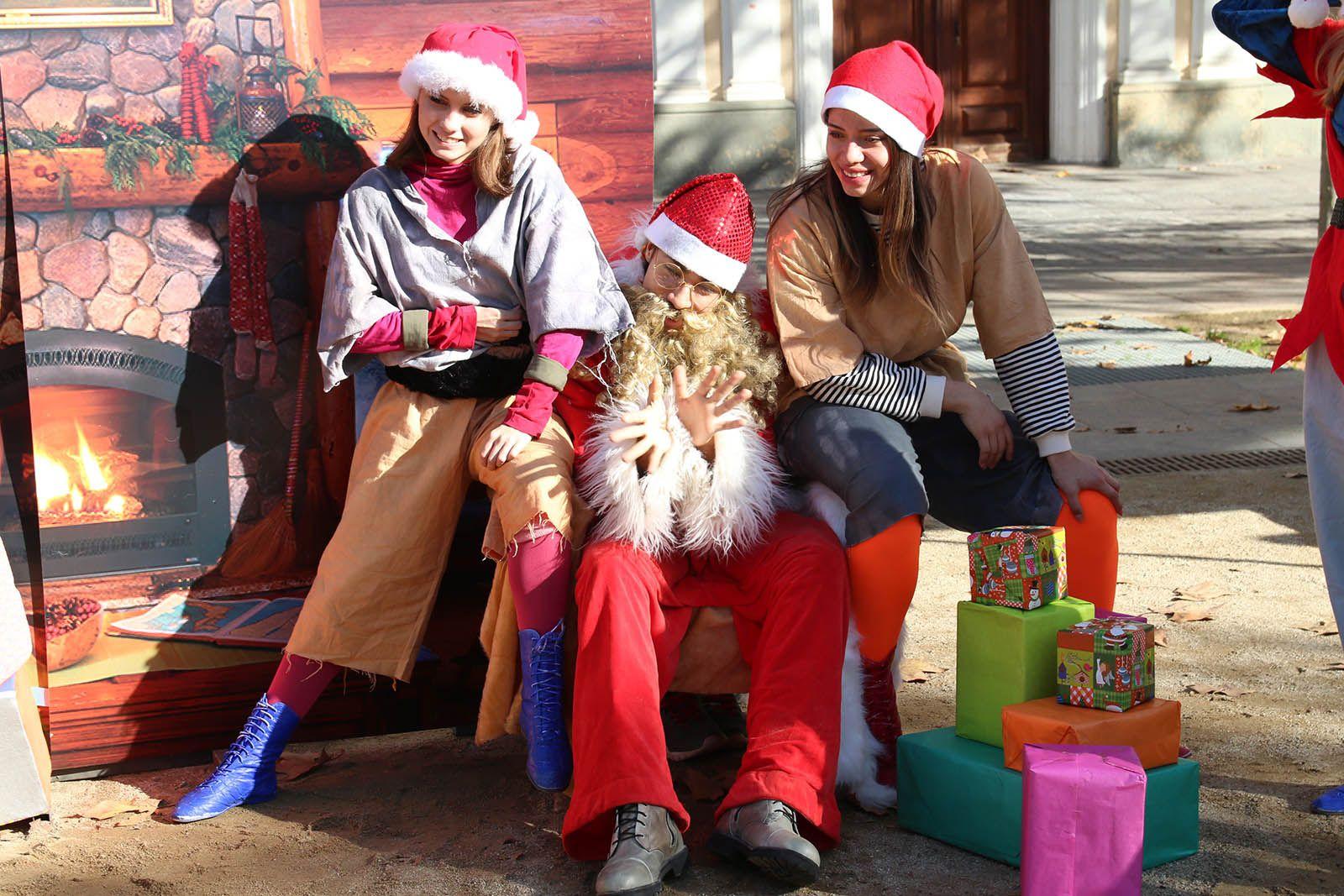 Nadal a Sant Cugat. Foto: Lali Álvarez