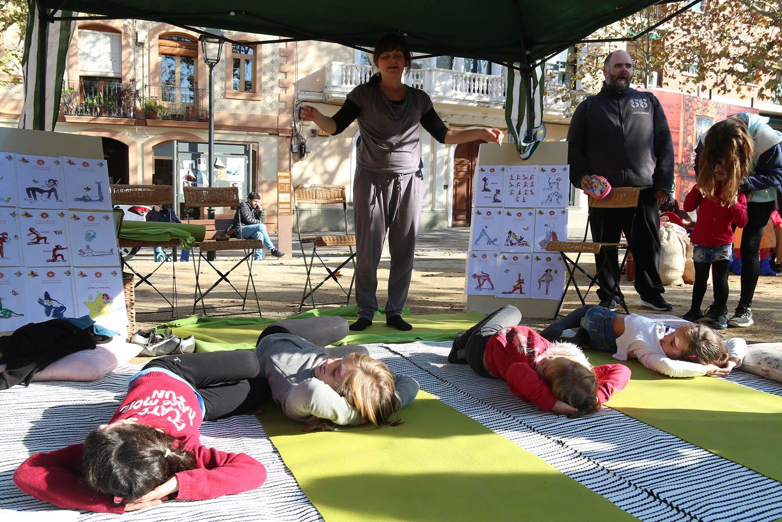 Jornada familiar d'oci i salut de l'Hospital Universitari General de Catalunya. Foto: Lali Álvarez