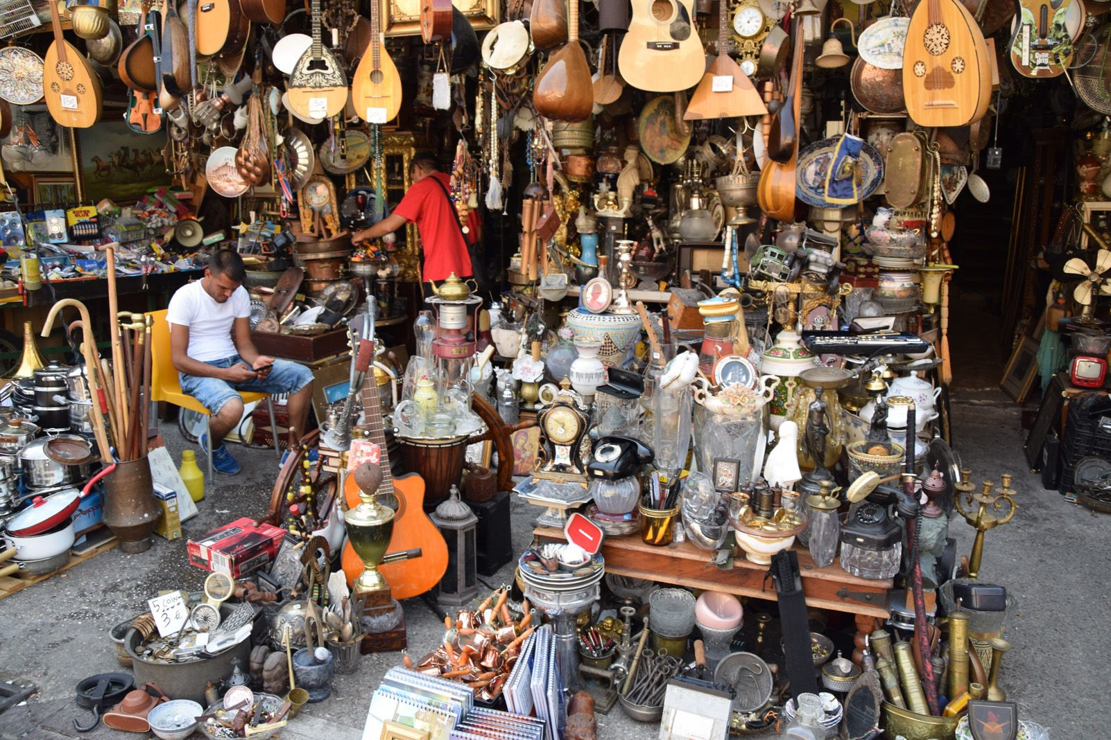 "Enric Royo Llobet ""Paradeta mercat"""