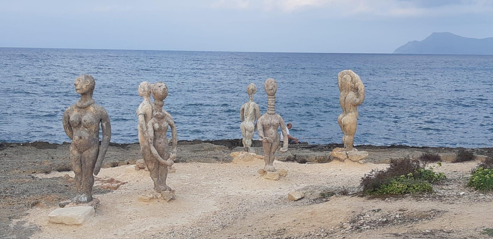 """Eva Buen Roca """"Figures a Can Picafort"""""""