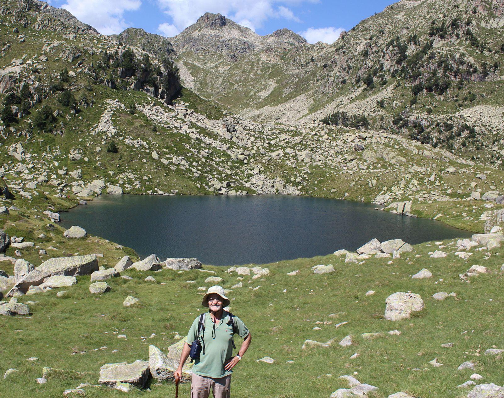 "Jaume Asens Passarrius ""A peu de llac"""