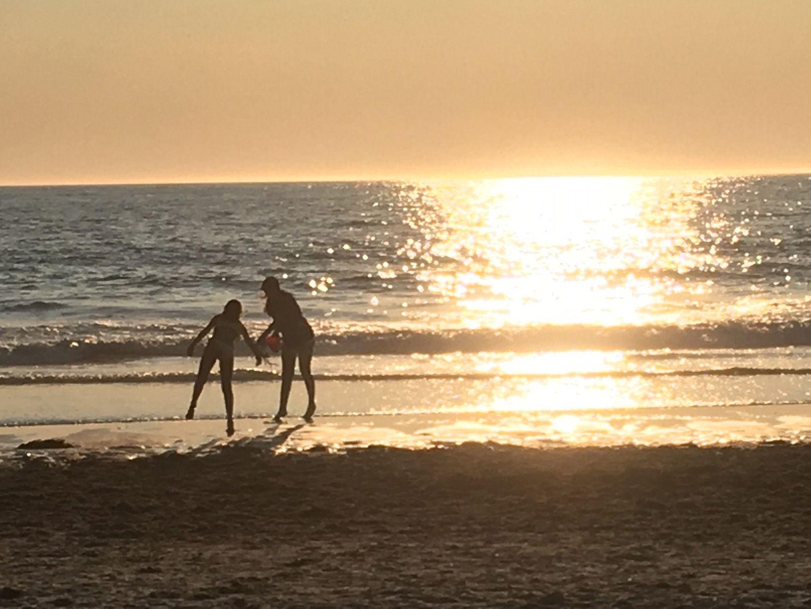 """JESUS TEJERO RECIO """"Sunset beach"""""""