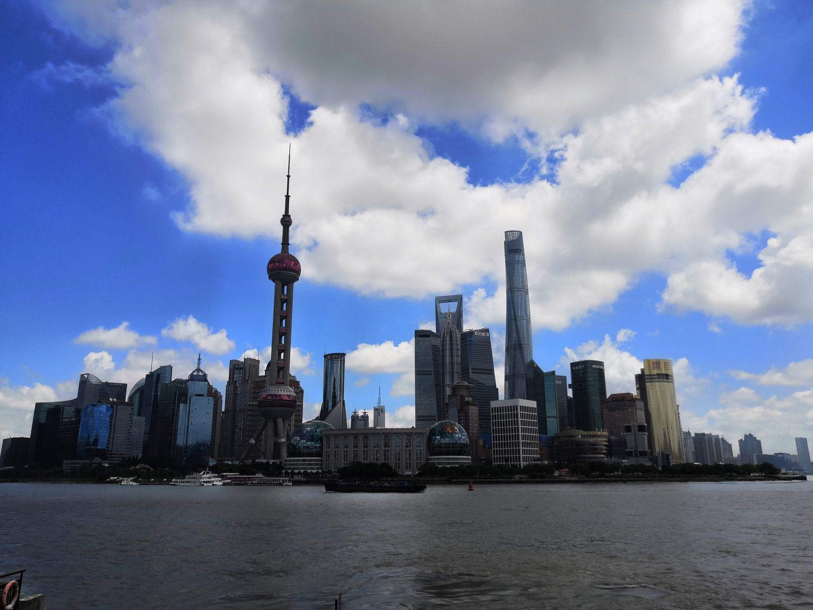 """Jordi Benedí Colás """"Skyline Shanghai"""""""