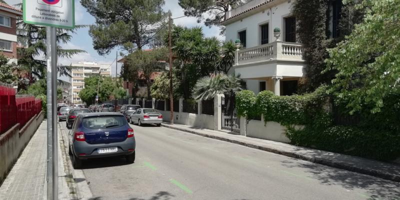 El govern estudia ampliar la zona verda a Coll Favà, Sant Francesc i Parc Central