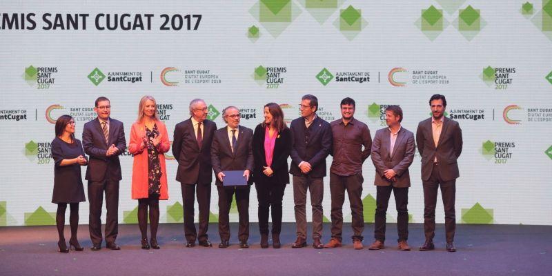 Ja es poden presentar candidatures per als Premis Sant Cugat 2018