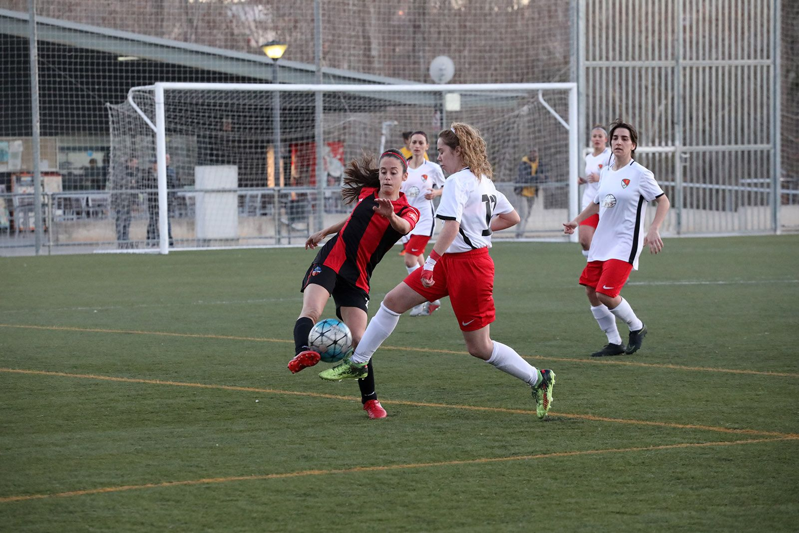 Futbol femení: Sant Cugat FC-F. Terrassa FC 1906. Foto: Lali Álvarez