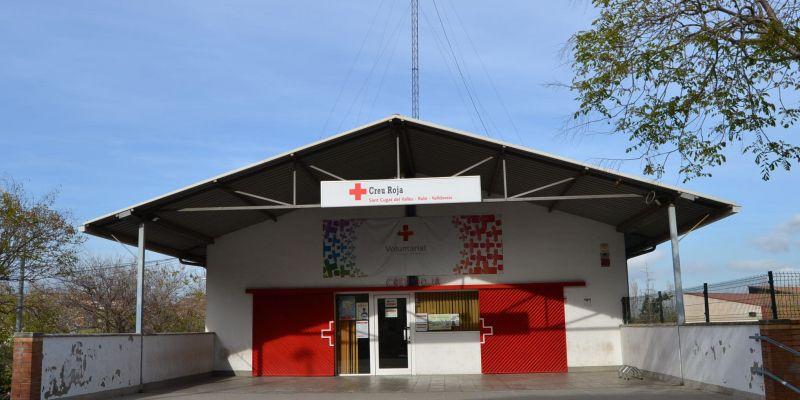 La Creu Roja adapta i reforça la seva intervenció amb persones refugiades