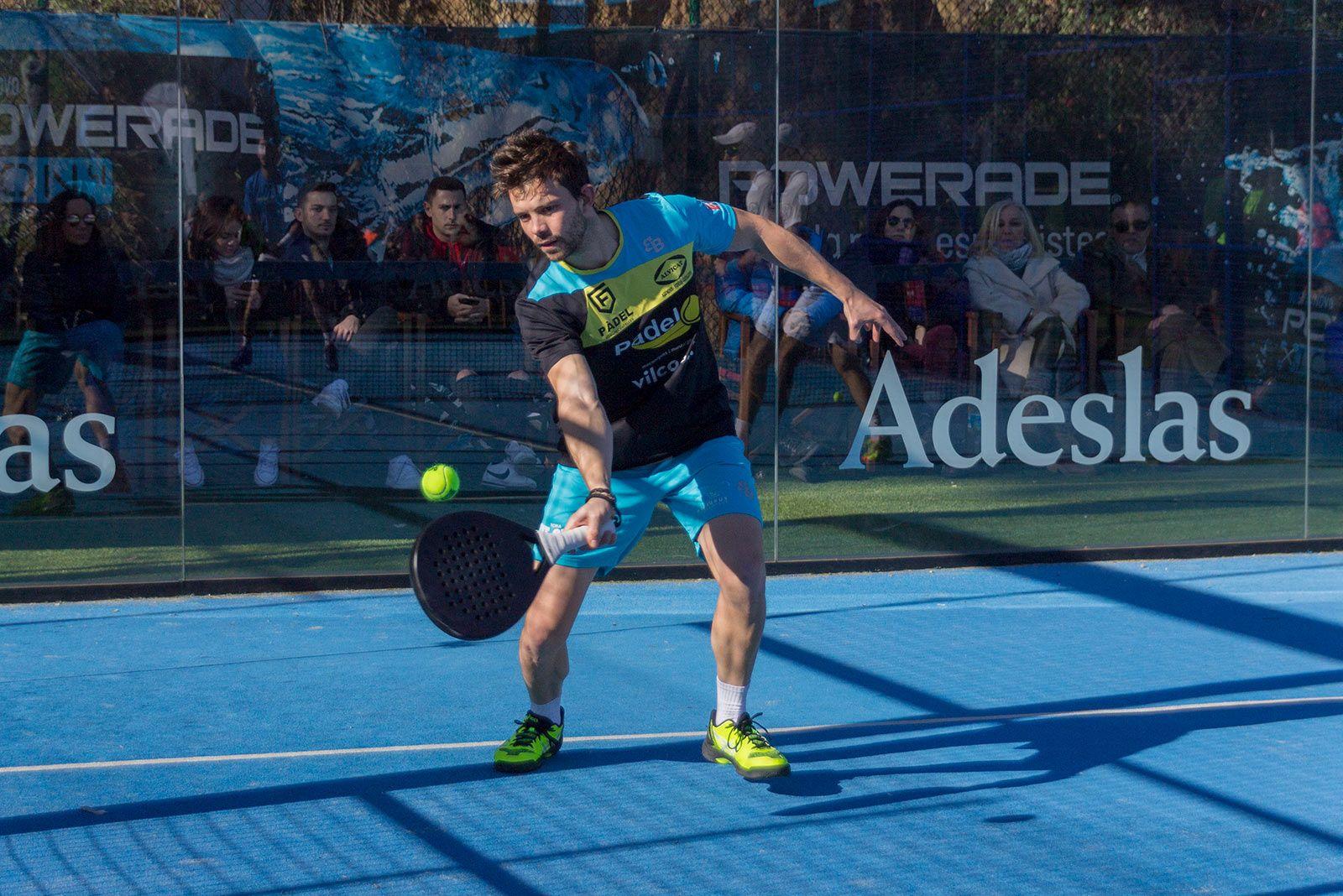 Finals del Gran Slam de pàdel. FOTO: Paula Galván