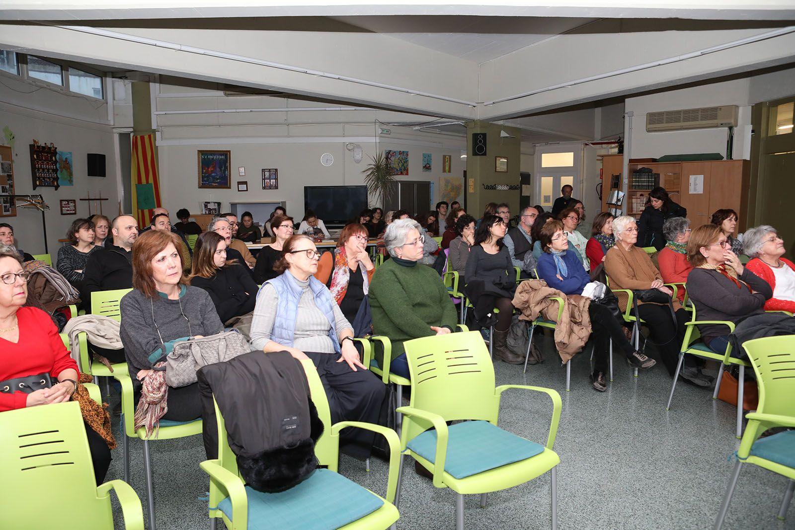 Jornada de les 3 R a La Floresta. Foto: Lali Álvarez