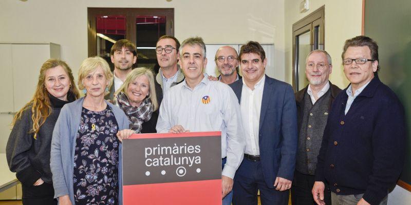 Primàries Sant Cugat presenta els seus deu candidats