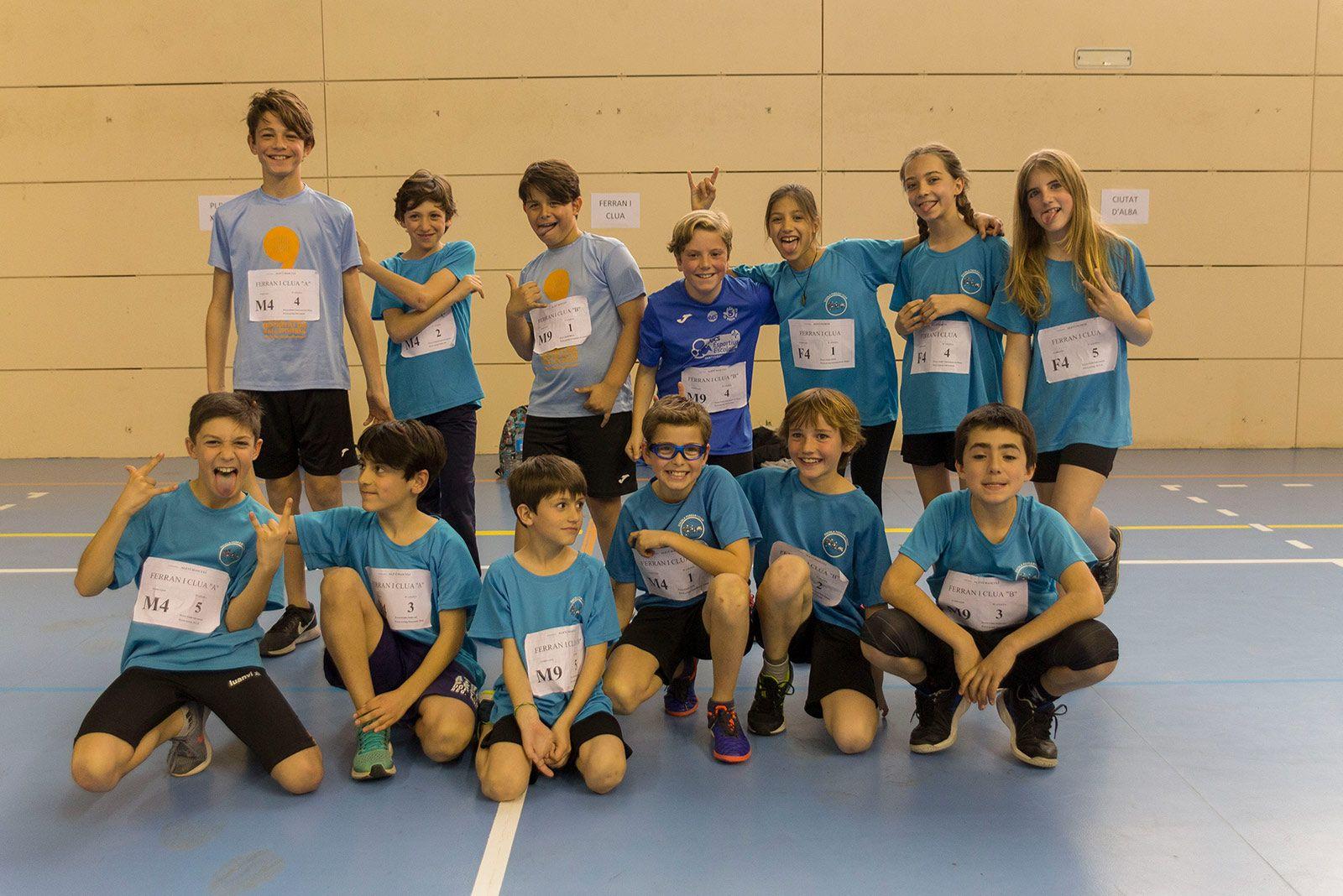 12è campionat local i comarcal Jugant a l'Atletisme. FOTO: Paula Galván