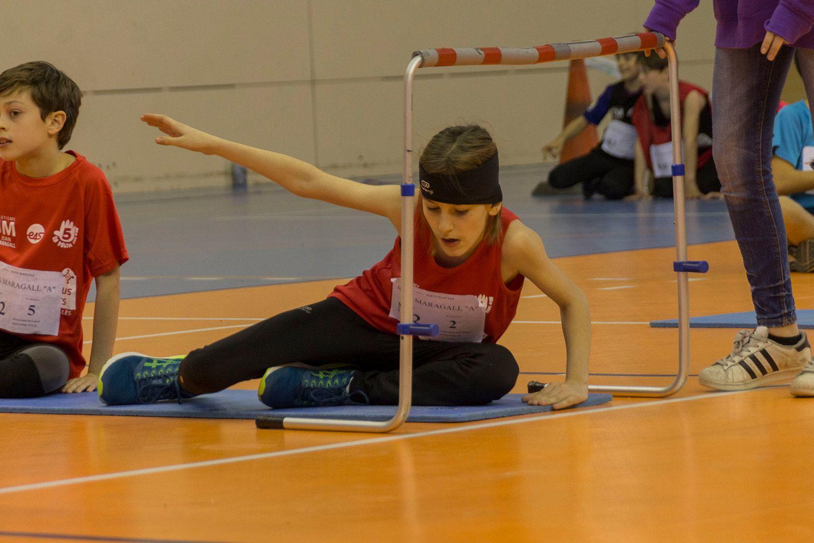 12è campionat local i comarcal Jugant a l'Atletisme. FOTO: Paula Galván.