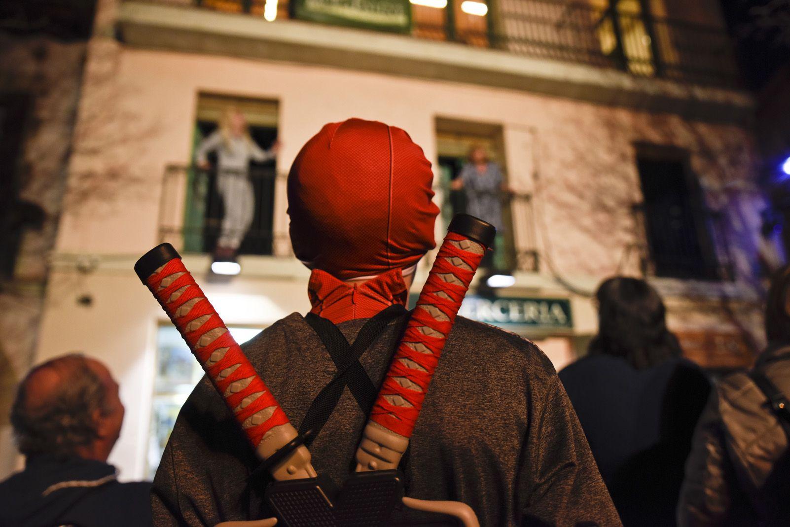 Presentació del programa de Carnaval. Foto: Bernat Millet.