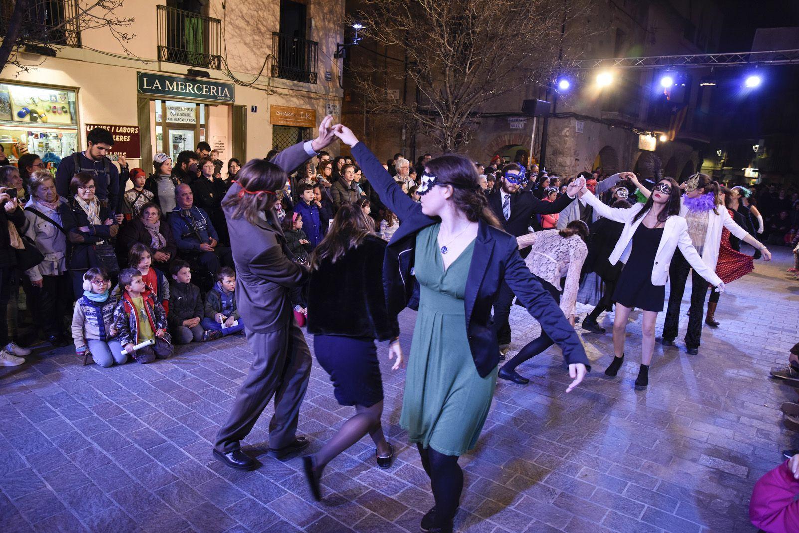 Ball dels Estirats. Foto: Bernat Millet