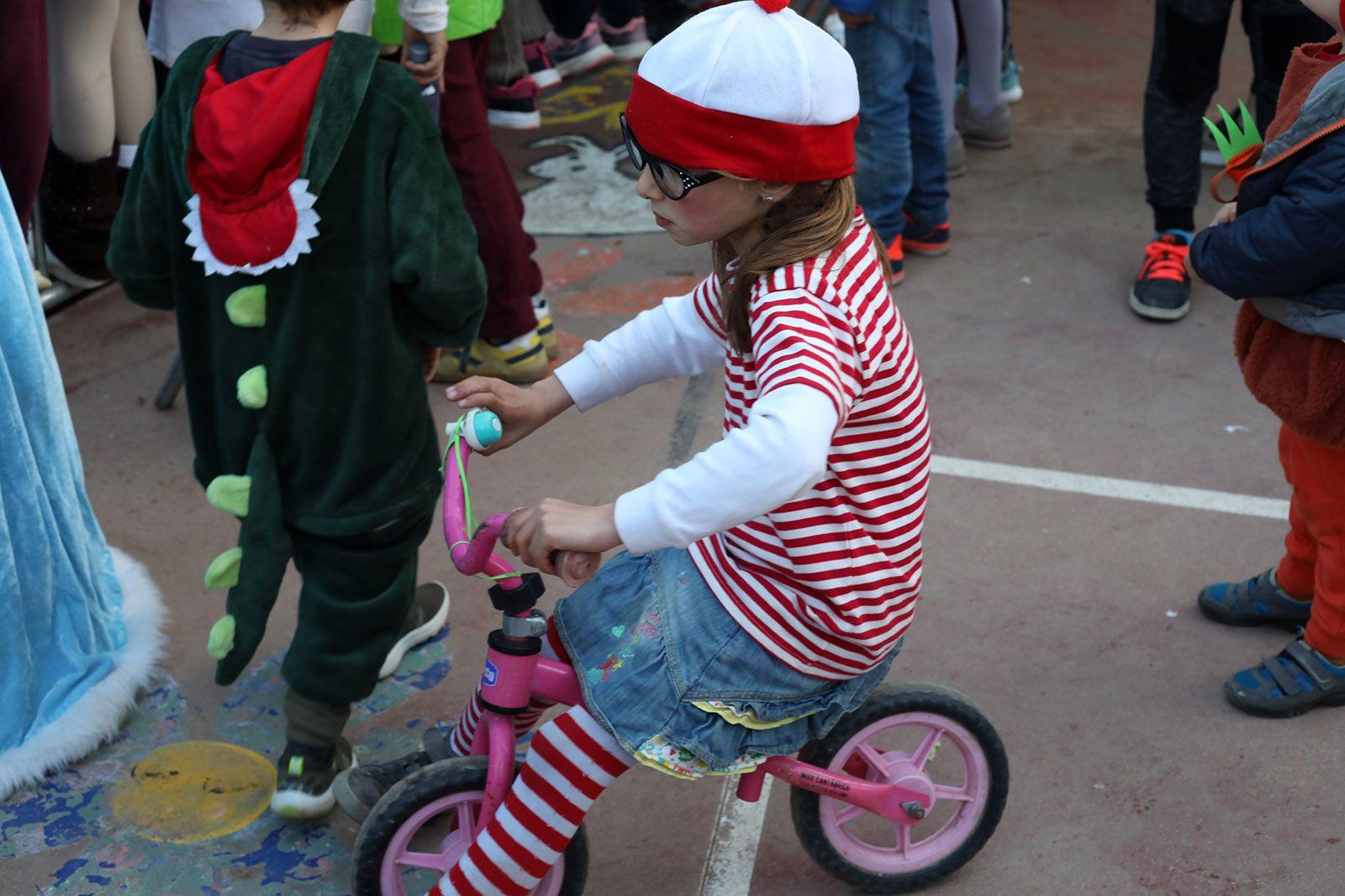 Carnaval a La Floresta. Foto: Lali Álvarez