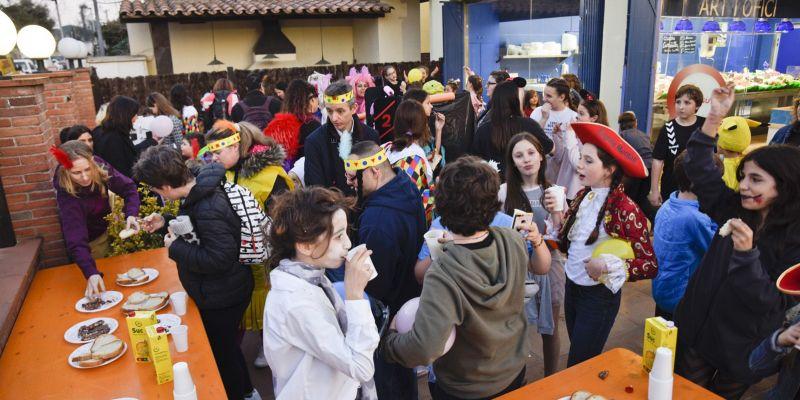Carnaval a Valldoreix. FOTO: Bernat Millet