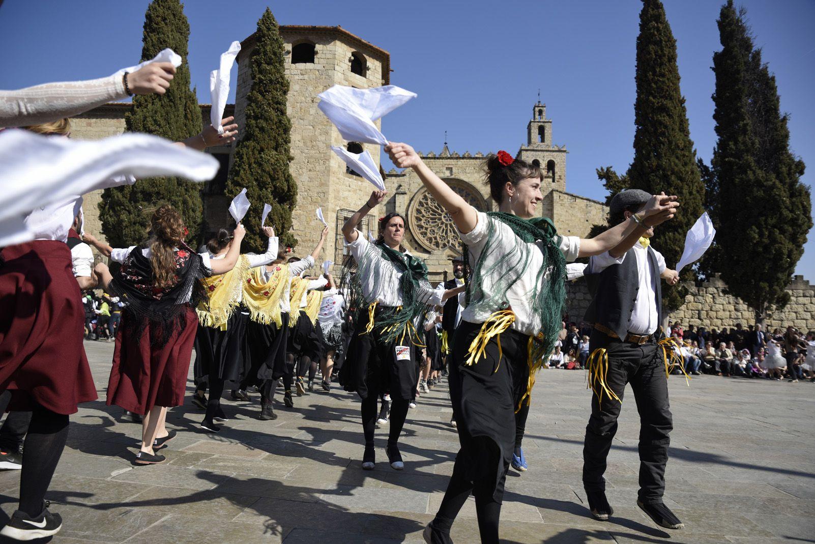 Ball de Gitanes del Carnaval. Foto: Bernat Millet.