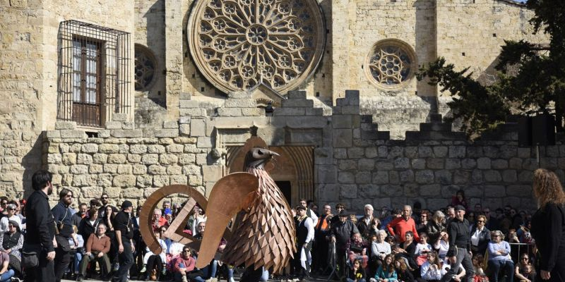 Valldoreix s'omple de ritme per Carnaval