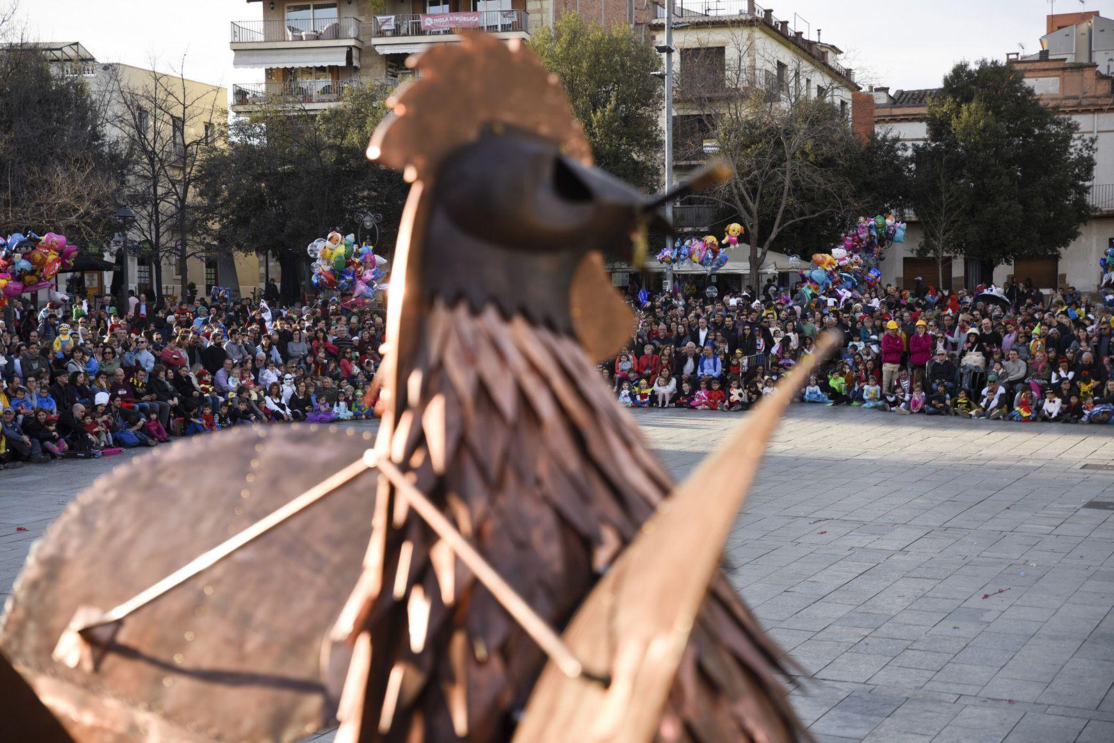 Pregonet de Carneval Infantil. Foto: Bernat Millet.