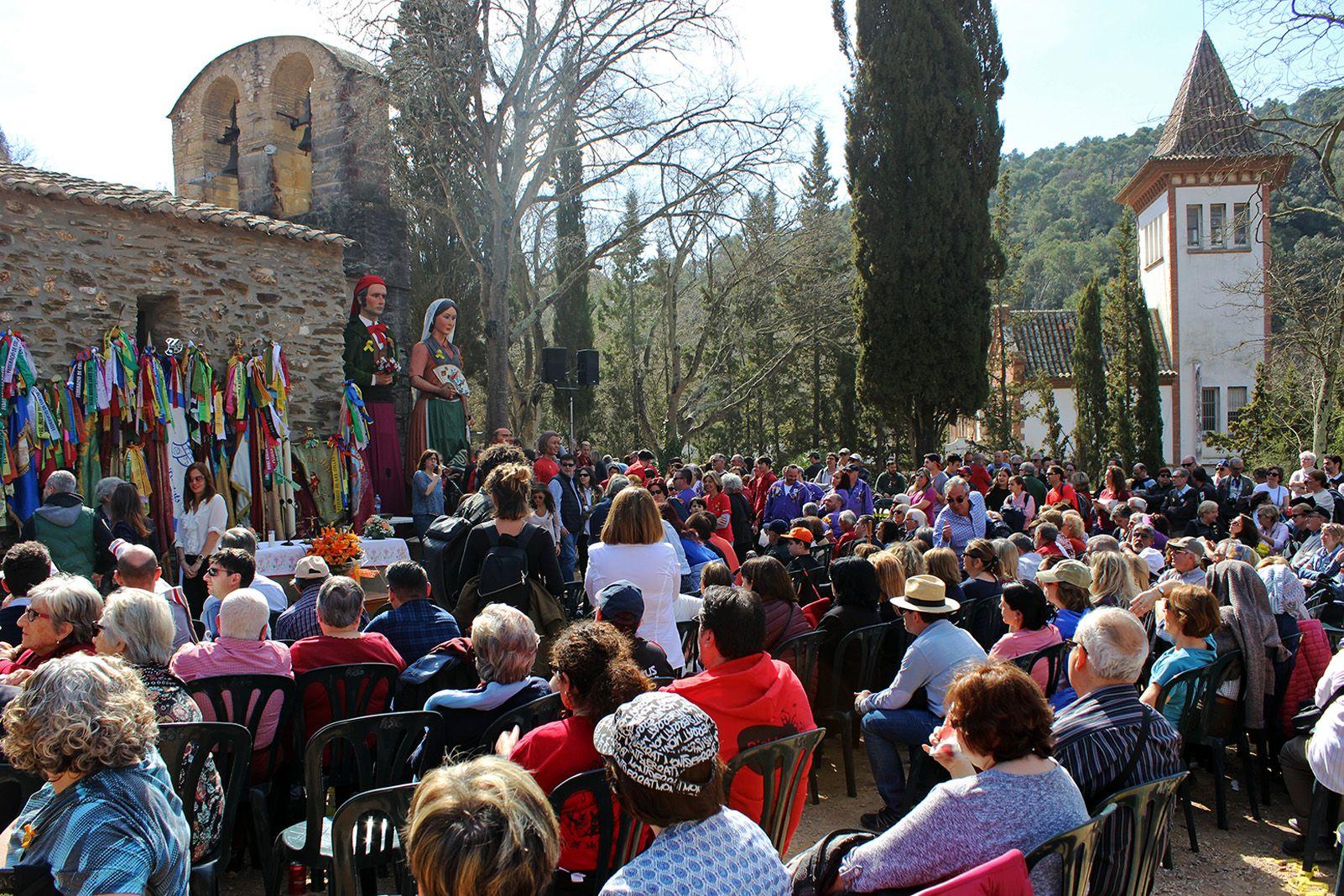 Aplec de Sant Medir. Foto: Ale Gomez