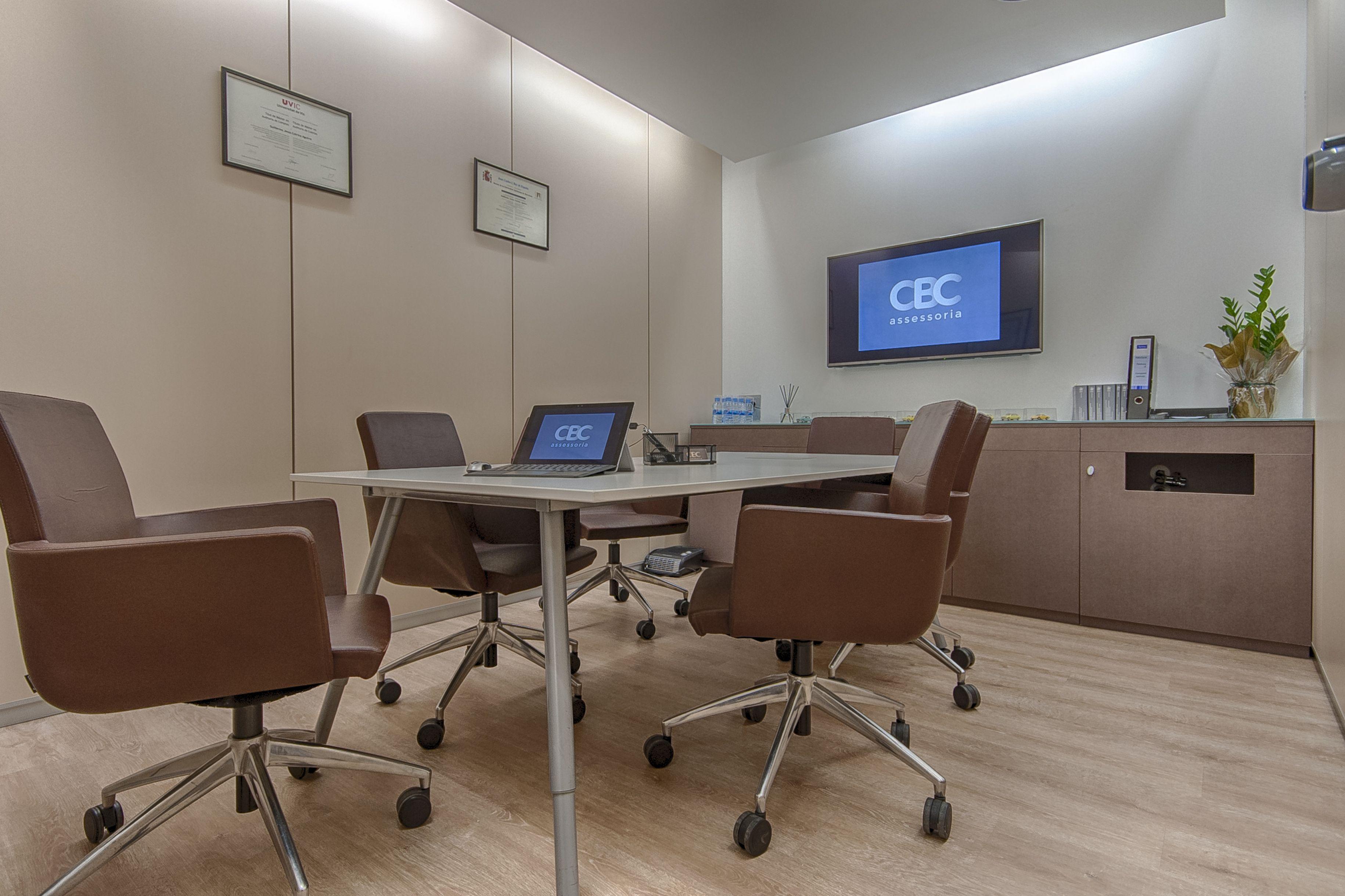 Sala de reunions FOTO: Cedida