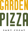 logo garden pizza