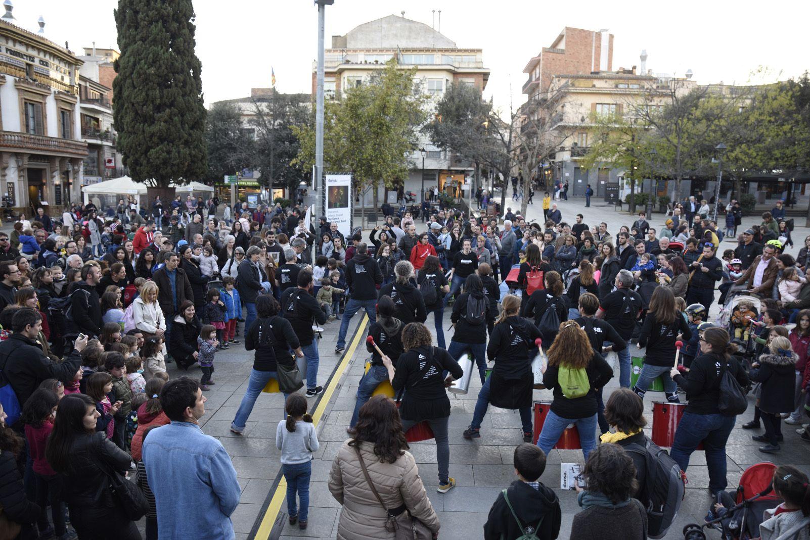 Dansa 15 Metropolitana. Foto: Bernat Millet.