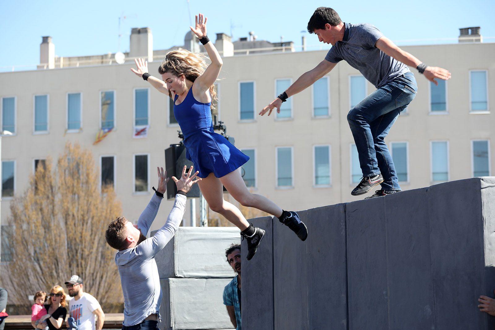 Dansa 15 Metropolitana. Foto: Lali Álvarez