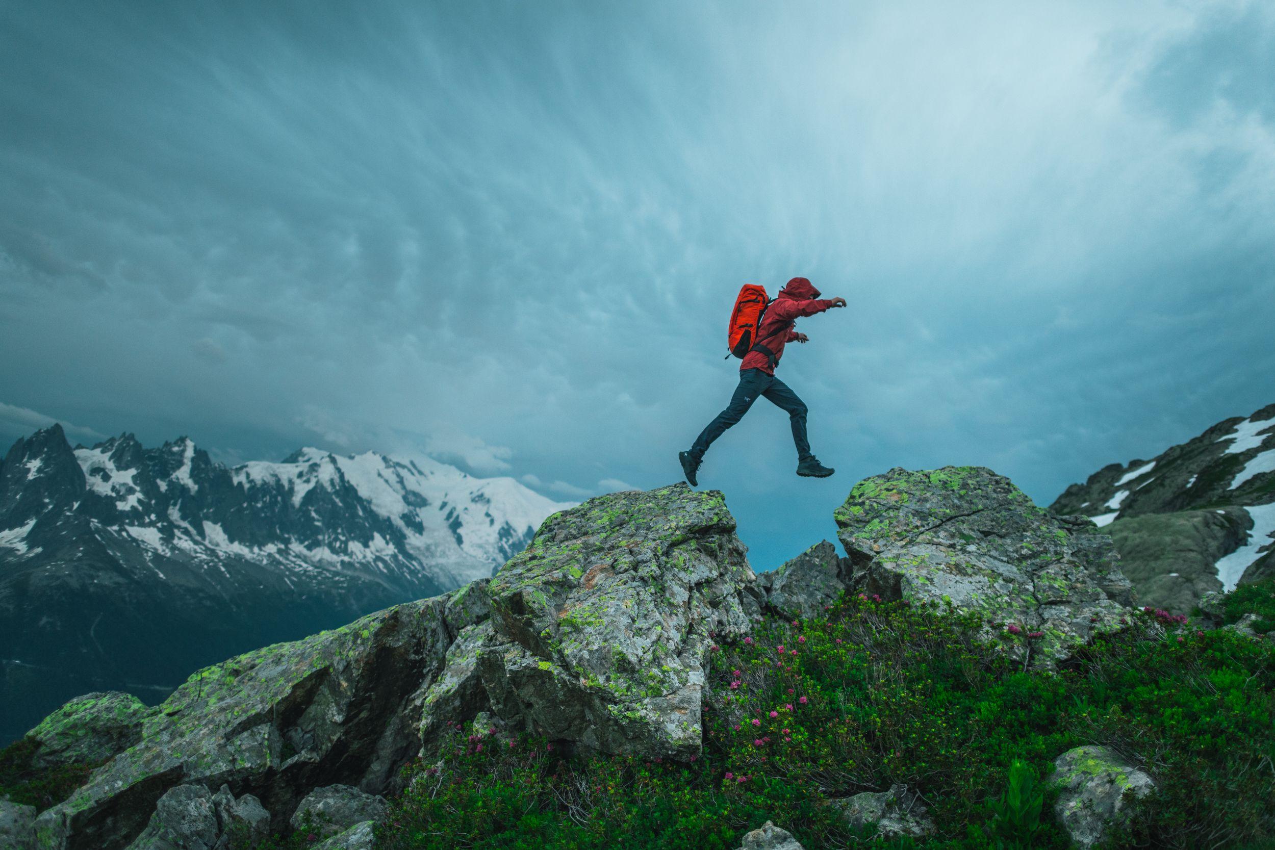 Disposen de materials per a practicar esports de muntanya FOTO: Cedida