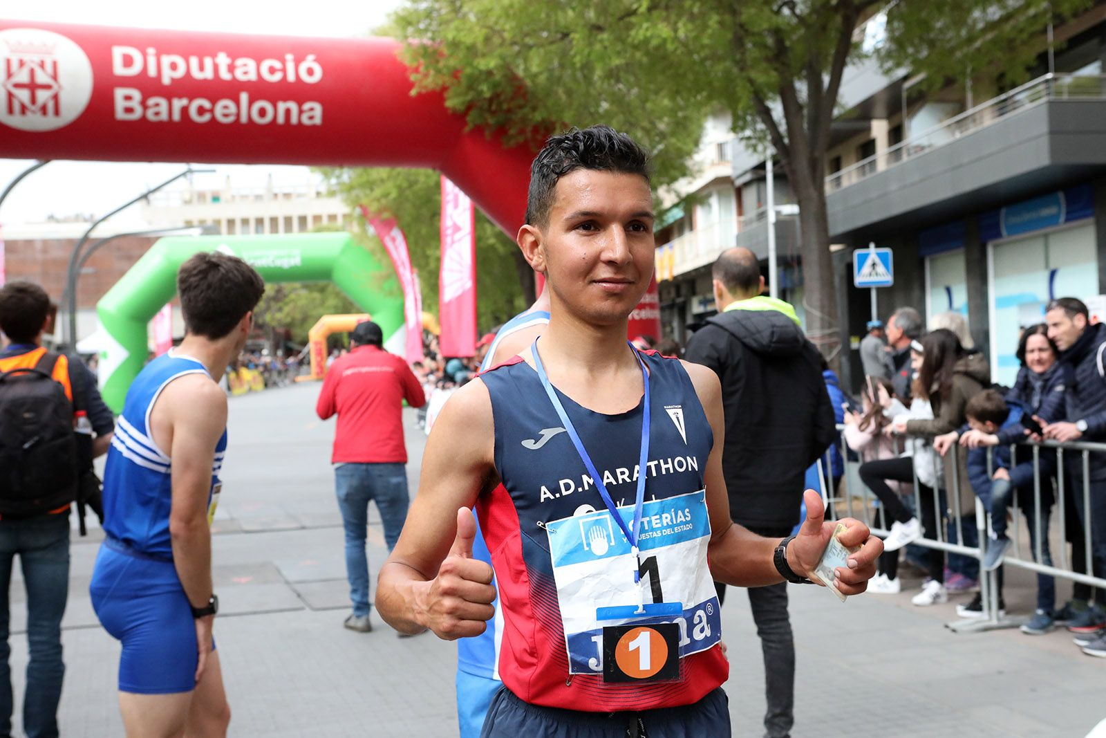 35ª Edició de la Mitja Marató de Sant Cugat. Foto: Lali Álvarez