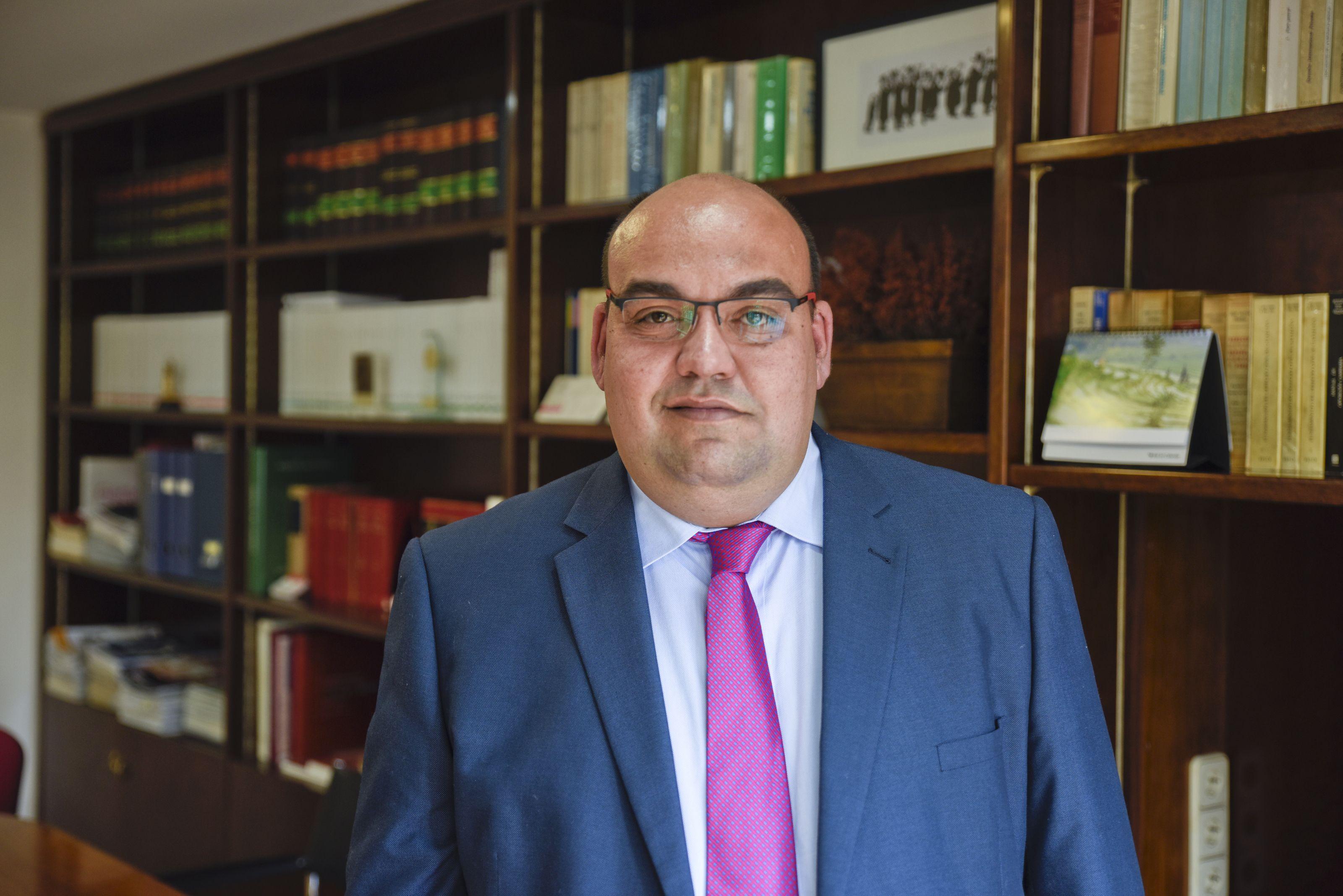 Alberto Vega, economista FOTO: Bernat Millet