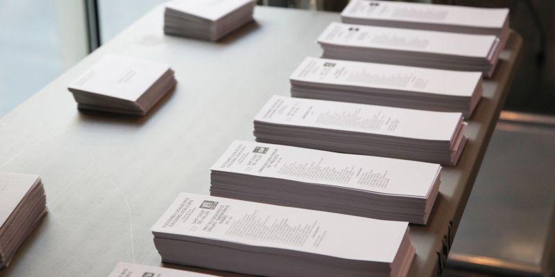 Les 12 candidatures a les eleccions municipals a Sant Cugat