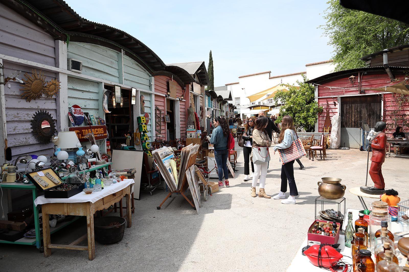 Mercat d'arts i artesania Arts & Crafts al Mercantic. Foto: Lali Álvarez