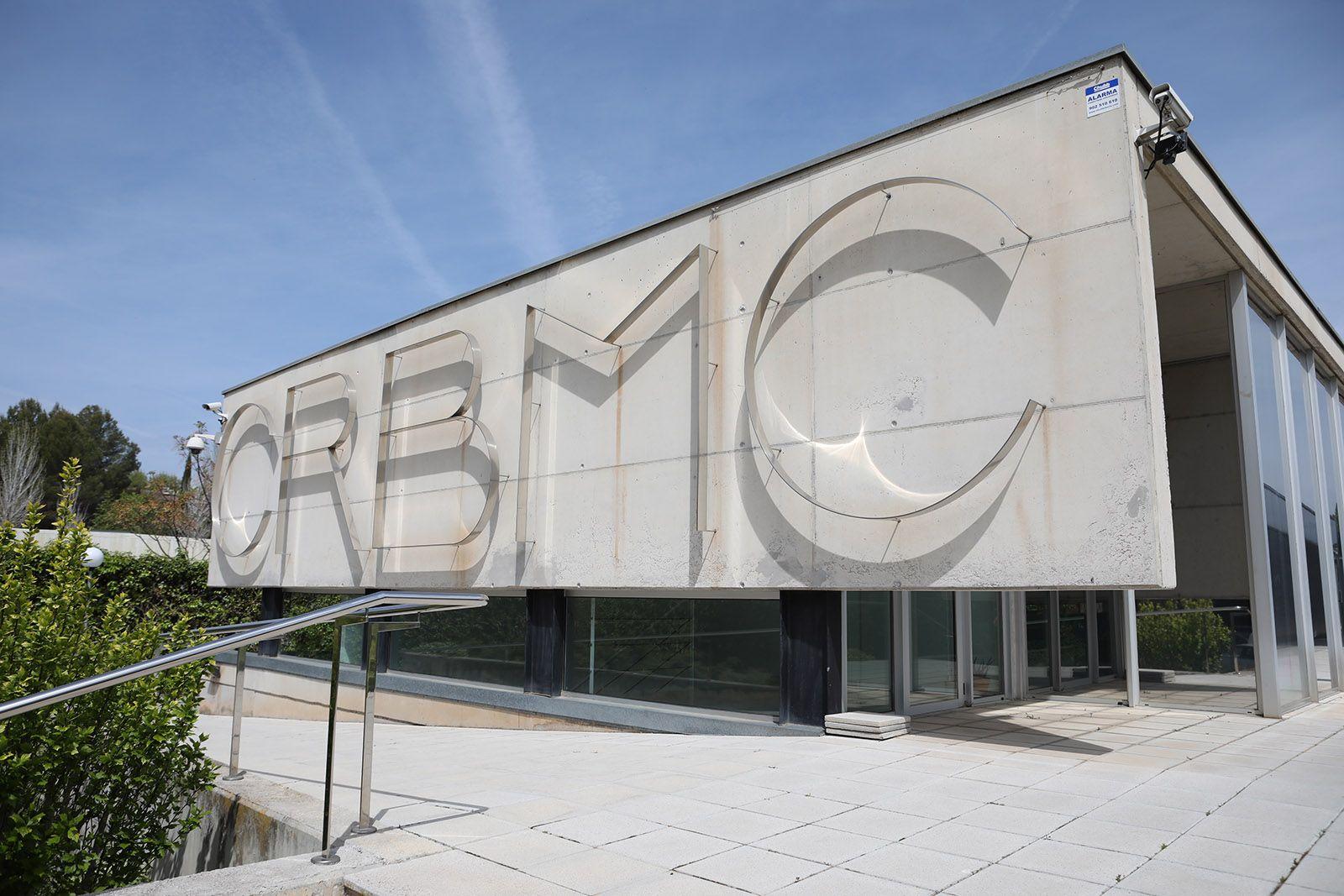 Visita guiada al Centre de Restauració de Béns Mobles. Foto: Lali Álvarez