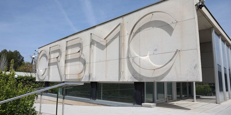 Centre de Restauració de Béns Mobles. Foto: Lali Álvarez