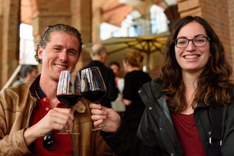 Presentacions i tast de vins. Foto: Miguel López Mallach