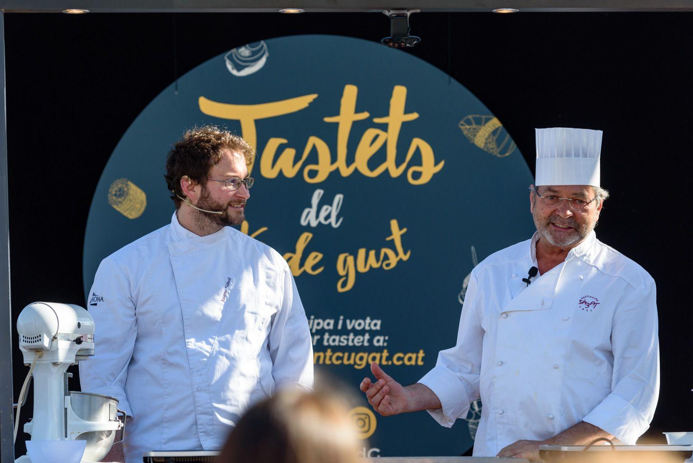 Showcooking: Pastisseria. Foto: Miguel López Mallach