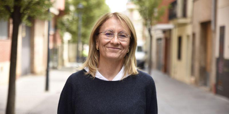 Susanna Casta, vocal del PSC a Valldoreix. FOTO: Bernat Millet