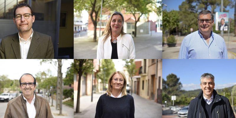 Els 6 presidenciables a l'EMD de Valldoreix