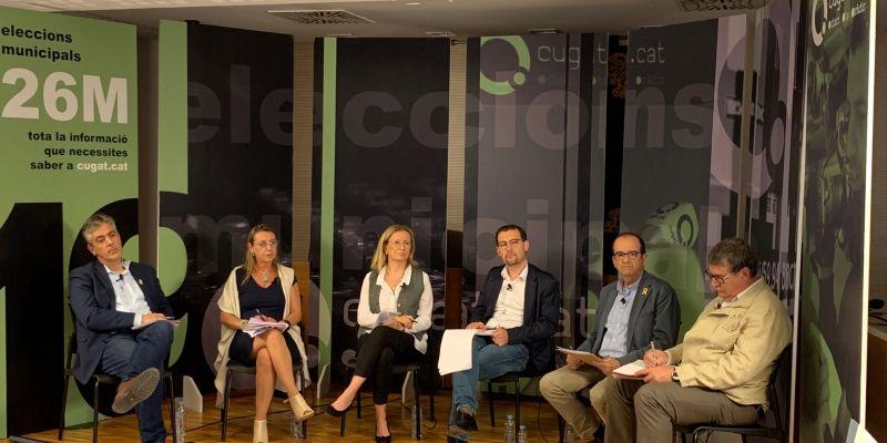Model de vila i seguretat, protagonistes al debat de Valldoreix municipalscat